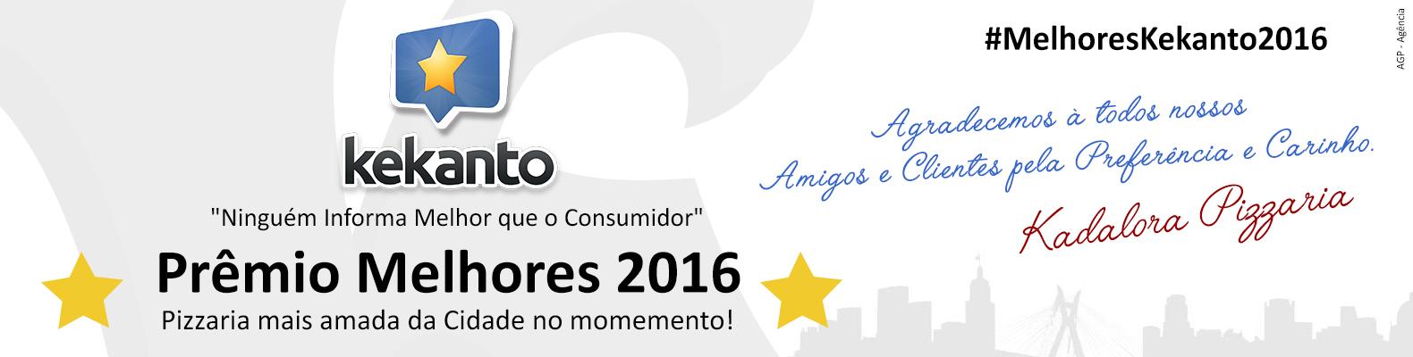 Prêmio Kekanto 2016